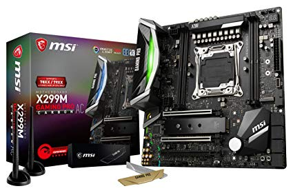 best motherboard for gaming by MSI