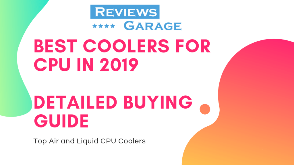 best coolers for CPU