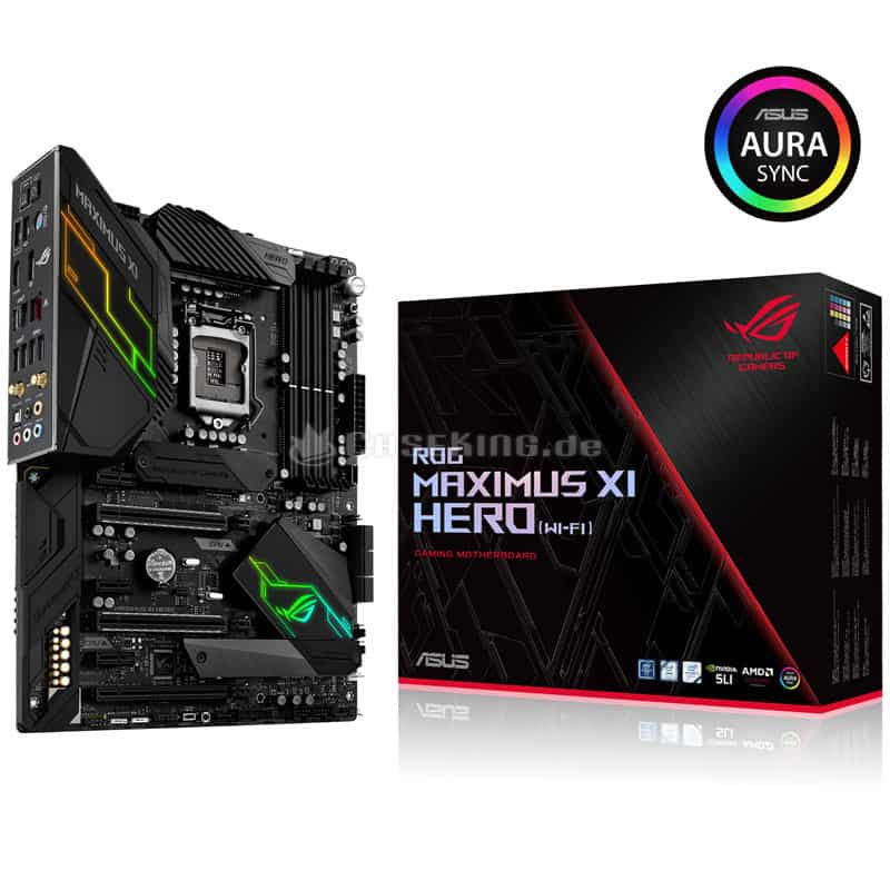best motherboard for gaming by ASUS