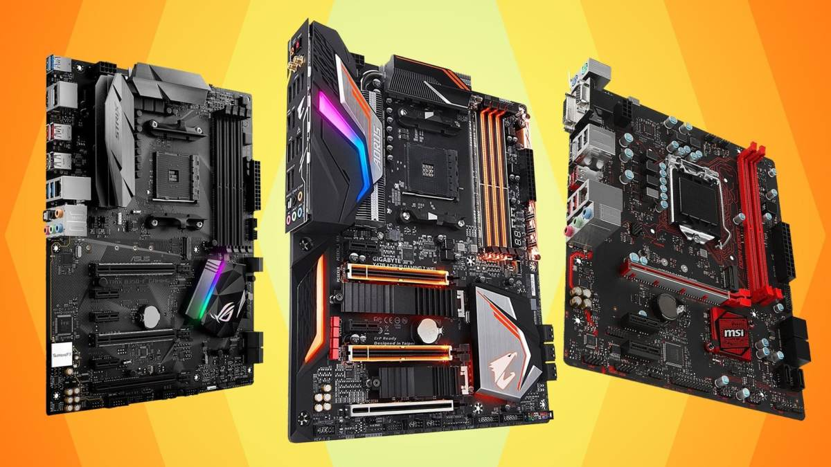 Best Motherboards for core i7-8700k