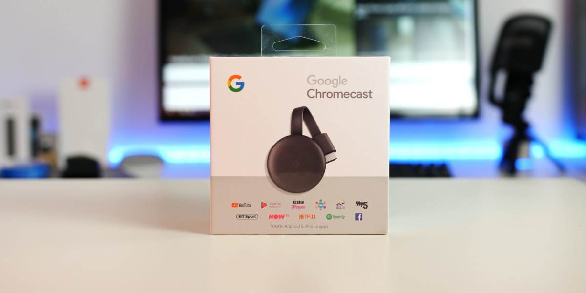 Connect Google Chromecast to Wi-Fi