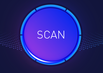 Advanced System Care Scan Button