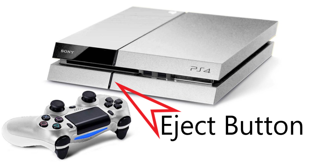 playstation 4 eject button credits: Reviews garage media team
